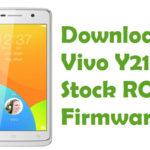 Vivo Y21L Firmware