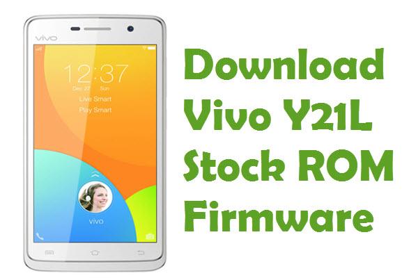 vivo-y21l-firmware