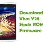 Vivo Y28 Firmware