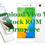 Vivo Y51 Firmware