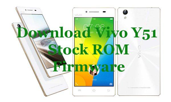 vivo-y51-firmware