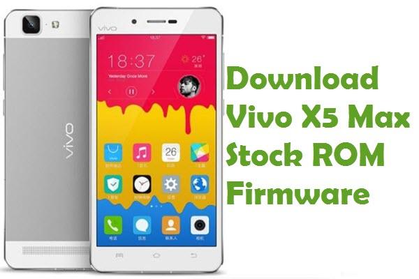 vivo-x5-max-firmware