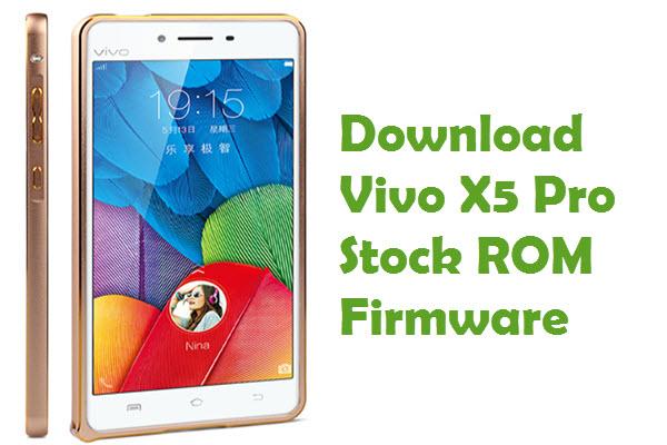 vivo-x5-pro-firmware