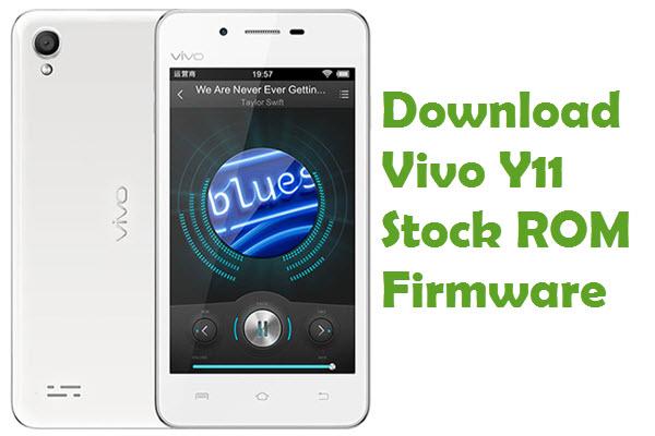 vivo-y11-firmware