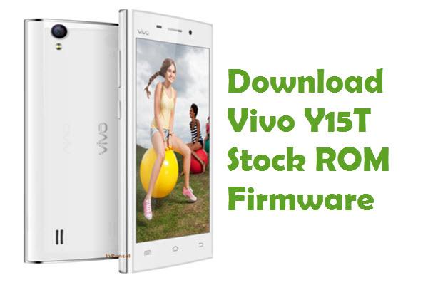 vivo-y15t-firmware