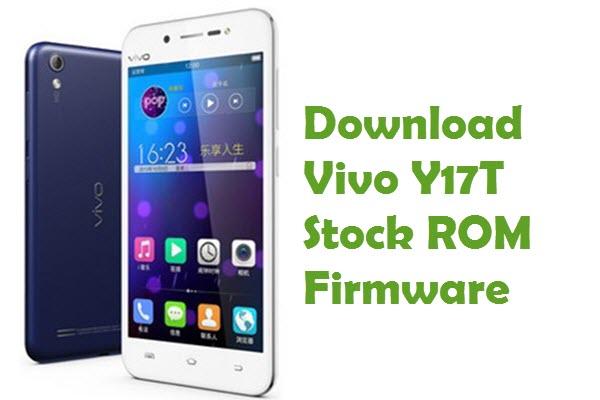 vivo-y17t-firmware