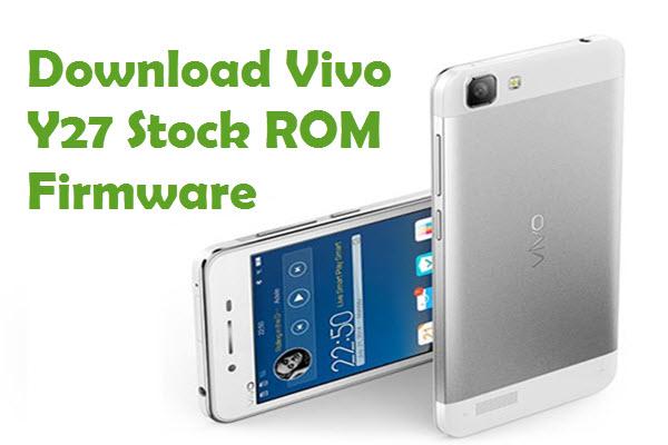 vivo-y27-firmware