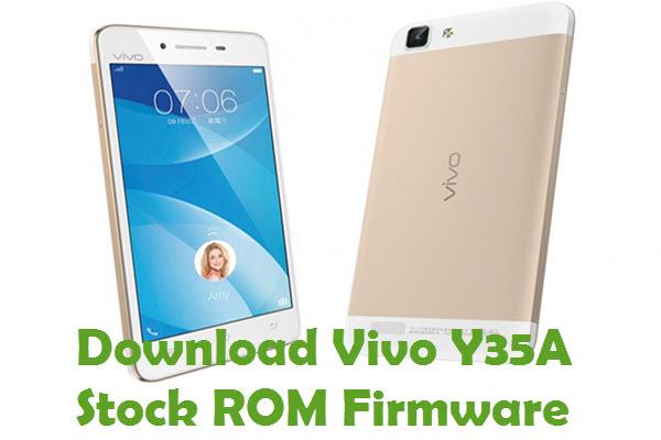vivo-y35a-firmware