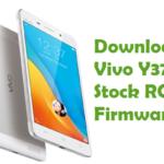 Vivo Y37 Firmware
