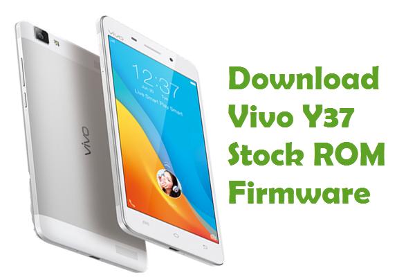vivo-y37-firmware