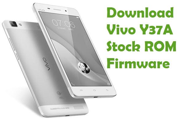 vivo-y37a-firmware