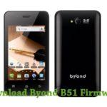 Byond B51 Firmware