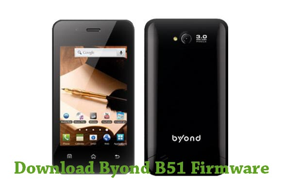 Download Byond B51 Firmware