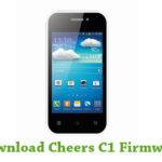 Cheers C1 Firmware