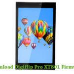 Digiflip Pro XT801 Firmware