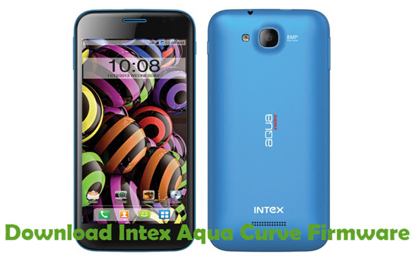 Download Intex Aqua Curve Firmware