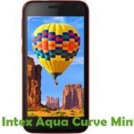 Intex Aqua Curve Mini Firmware