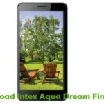 Intex Aqua Dream Firmware