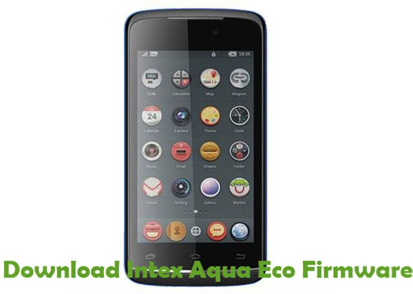 Download Intex Aqua Eco Firmware