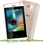 Intex Aqua G2 Firmware