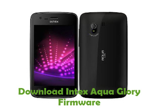 Download Intex Aqua Glory Firmware