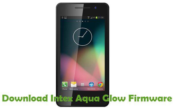 Download Intex Aqua Glow Firmware
