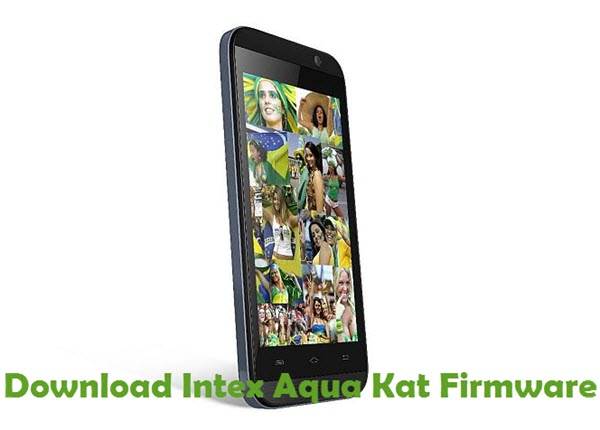 Download Intex Aqua Kat Firmware