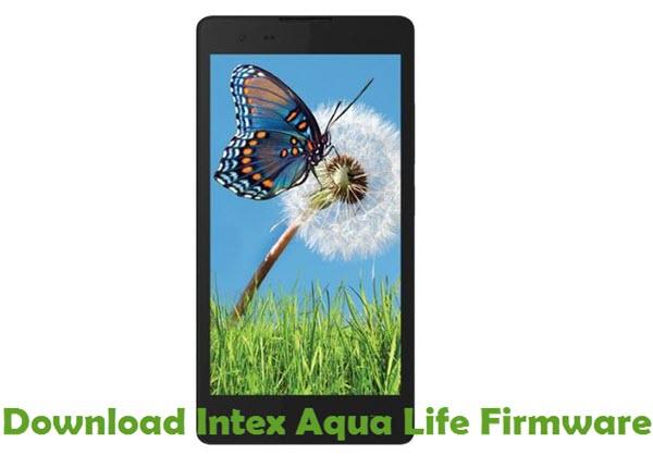Download Intex Aqua Life Firmware