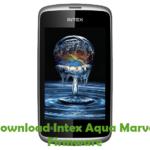 Intex Aqua Marvel Firmware
