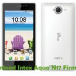 Intex Aqua N17 Firmware