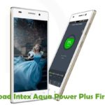Intex Aqua Power Plus Firmware