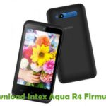 Intex Aqua R4 Firmware
