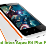Intex Aqua R4 Plus Firmware