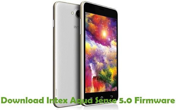 Download Intex Aqua Sense 5.0 Firmware