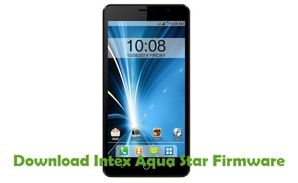Download Intex Aqua Star Firmware