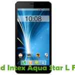 Intex Aqua Star L Firmware