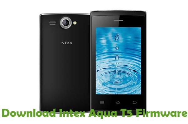 Download Intex Aqua T5 Firmware