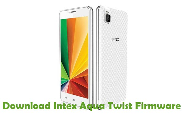 Download Intex Aqua Twist Firmware