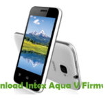 Intex Aqua V Firmware