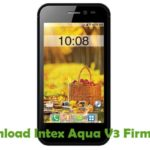 Intex Aqua V3 Firmware