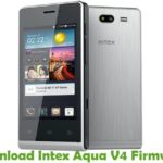Intex Aqua V4 Firmware