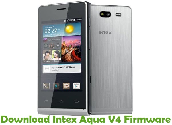 Download Intex Aqua V4 Firmware