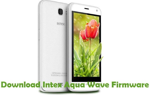 Download Intex Aqua Wave Firmware