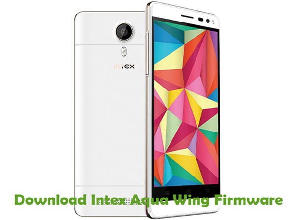 Download Intex Aqua Wing Firmware