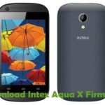 Intex Aqua X Firmware