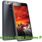 Intex Aqua Xtreme Firmware