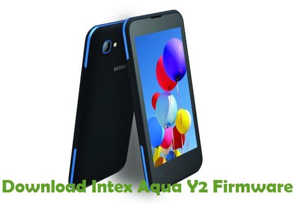 Download Intex Aqua Y2 Firmware
