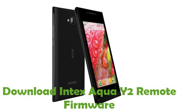 Download Intex Aqua Y2 Remote Firmware