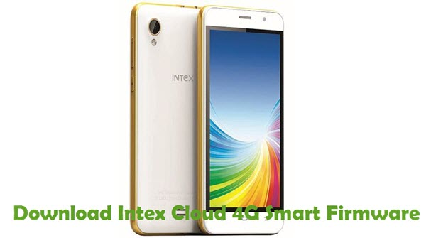 Download Intex Cloud 4G Smart Firmware