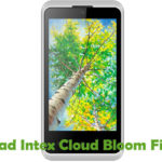 Intex Cloud Bloom Firmware